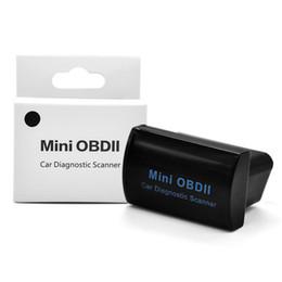 obd ii scanner bluetooth Desconto Chegada nova Professional ELM327 ELM 327 Mini OBD II Bluetooth OBD2 Scanner de código de Interface de Diagnóstico Do Carro scanner