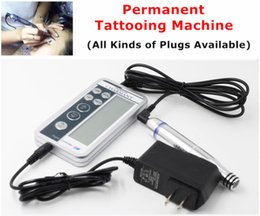Wholesale Hot Lips Tattoos - New Korean Tattoo Gun for skin care, anti-aging hot selling Semi-Permanent Microneedle Machine with quality warranty