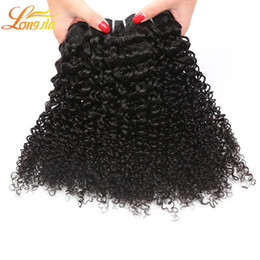Wholesale Sell Bundle Hair - On Selling 7A Unprocessed Kinky Curly Hair Wholesale 100% Kinky Curly Human Hair Bundle Deals Brazilian Kinky Curly Hair Extensions