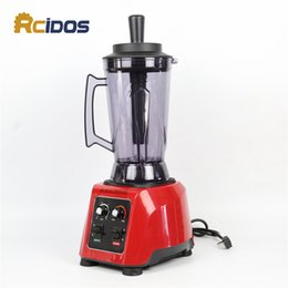 Wholesale Ice Blender Machine - TM-888A RCIDOS 4L 2500W Commercial professional power blender,vegetable fruit squeezers & Reamers Sand ice machine Soymilk Jucier maker