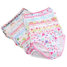 Wholesale Panties For Girls - 2017 Fashion New Baby Toddler Girls Soft Underwear Cotton Panties For Girls Kids Short Briefs Children Underpants