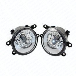Wholesale toyota fog - 2pcs Auto Front bumper Fog Light Lamp Car H11 Halogen Light 12V 55W Bulb Assembly for TOYOTA URBAN Yaris AURIS RAV 4 CAMRY Right Left