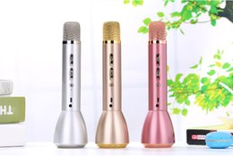 Wholesale Sound Adjustment - 1 pec XTY-K098 d handheld K song Vocal volume adjustment Reverberation intensity Built-in DSP sound processing chip and high-quality speaks