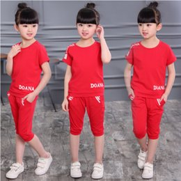 Wholesale T Shirt Kids Short Sleeve - New summer Gray cotton baby clothes children's clothing kids clothing baby girls clothes short sleeve T-shirt boys clothes