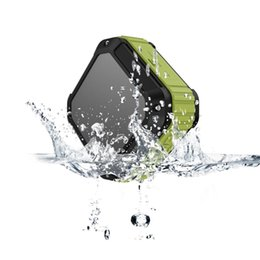 Wholesale M4 Player - Best Outdoor Shower Portable Mini Bluetooth Speaker Ever M4 Bluetooth 4.0 Speaker with 12 Hours Playtime
