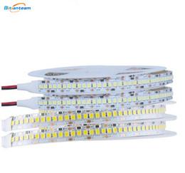 Wholesale 2835 Strip - LED Strip light 5M 2835 SMD DC 12V 240LEDs M waterproof IP65 IP33 Flexible Ribbon String LED lamp lights Night Decor
