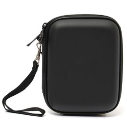 Wholesale Bag External Disk - Wholesale- universal 5.5'' Portable Zipper External Hard Carry Bag Case Pouch for Protection for Seagate Expansion External Hard Disk Drive