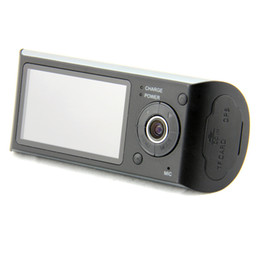 Wholesale Hd Double Car Camera - Wholesale price r300 x3000 GPS synchronous Recording Vehicle-mounted car dvr with double cameras