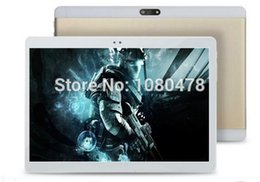 Wholesale Ips Sensor - Wholesale- Free Shipping 10 inch 3G tablet pc Android 5.1 Octa Core 4GB RAM 32GB ROM 8 Cores 1280*800 IPS Kids Gift MID Tablets 10 10.1