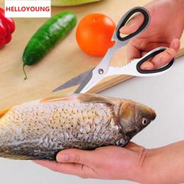 Canada D131 cuisine multi-fonctionnelle ciseaux ciseaux de cuisine en acier inoxydable ciseaux os de poisson Accessoires gadgets ustensiles de cuisine Offre
