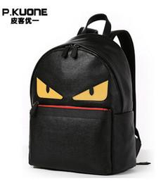Wholesale American Girl School Backpack - High Quality Genuine leather Cowhide Women Backpacks Ladies Bags Backpack Casual School Preppy Style Cool Girl