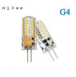Wholesale G4 Capsule - G4 LED Light Bulb 3W capsule LED Spot Light Bulb Lamp in crystal Lighting lamp G4 LED Spotlight lamp AC DC 12V