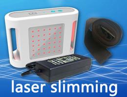 Wholesale I Ce - mini type lipo laser 650nm wavelength lipolaser slimming machine i lipo laser machine for home use