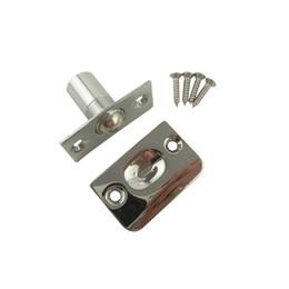 Wholesale Door Closes - 1pc Door Stopper with Spring Magnetic Door Catches Holder Latch Closer