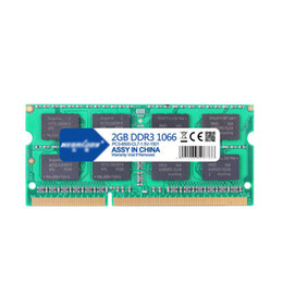 Wholesale 8gb laptop ram - RAM DDR3 DDR3L 2G 4G 8G 1066 1333 1600 Dual Channel Notebook Memory 2GB 4GB 8GB 1066MHz 1333MHz 1600MHz for Intel AMD Motherboard