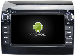 "Wholesale Dvr Player For Car - New Octa Core Android6.0 2GB RAM car dvd player stereo screen 7"" inch radio for Fiat Decato 2012-2015 gps navi 3G dvr tape recorder headunit"
