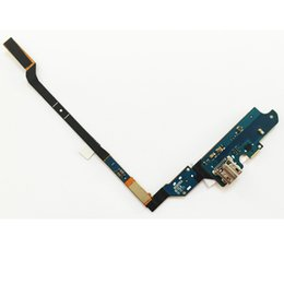 Wholesale Galaxy S4 I545 - Repair For Samsung GALAXY S4 i9505 i337 i9500 i959 i9502 i545 R970 L720 E300S USB Charger Flex Cable with Mic charging port dock connector