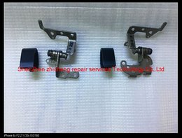 Wholesale Hinges For Hp Laptop - For HP Pavilion DM4-3000 series laptop left right hinges set with hinges cover