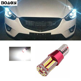 Wholesale Mazda Cx5 - BOAOSI Car Canbus LED T10 W5W Clearance Parking Light Wedge Lights For Mazda 323 626 cx-5 3 6 8 Atenza cx7 cx-7 mx5 cx3 rx8 cx5