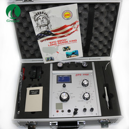 Wholesale Gold Silver Detectors - EPX 9900 Long Range King Gold,Silver,Copper,Tin and Jewel Metal Detector