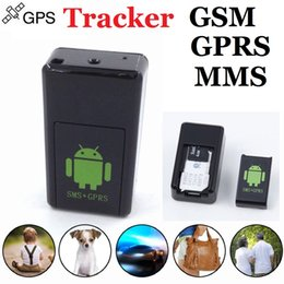 Wholesale Pet Tracker Smallest - Smallest MMS Locator Photo Video Taking Gsm Gps Tracker with Motion Detect for Kids Pets Elder Cars Anti Lost Alarm