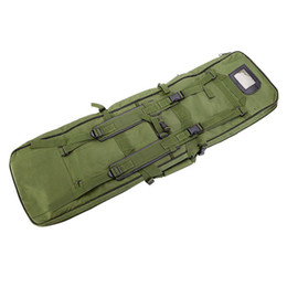 """Wholesale Rifle Backpacks - Hot Sale Outdoor Hunting Backpack Military Shotgun Rifle Square Carry Tactical Bag Gun Protection Case Backpack 95cm   37.4"""""""