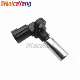 Wholesale D22 Nissan - 1Pc 23731-WD000 Crankshaft Position Sensor for Nissan Navara Pickup 2.5 Di D D22 2002 2003 2004 2005 2006 2007 2008 23731WD000