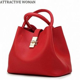 Wholesale Special Tote Brands - Wholesale- Special offer!Famous Brand Fashion Candy Women Bags Designer Women Messenger Bags Ladies Leather Handbag High Quality Female Bag