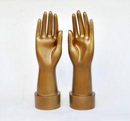 Бесплатная доставка ювелирных изделий манекены новый верхний уровень дисплей ручной манекен мужчина, промышленные перчатки ручной формы антифриз, 1 пара, M00529 от