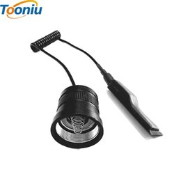 Wholesale Remote Switch For Torch - zk5 New Remote Pressure Switch JUST Suit For 4000LM LED Torch Flashlight in our store