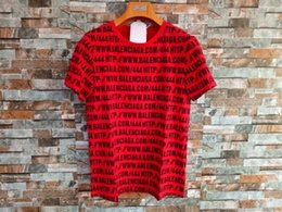 Wholesale Women Shirt Trend - Liu Siqi with the summer leisure trend of wild round neck English letter letter cotton Women's T-Shirt print short-sleeved T-shirt women
