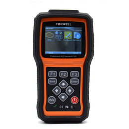 Wholesale Abs Airbag Scanner Tools - Foxwell NT500 VAG Scanner OBD2 Code Reader Scanner for VW Audi Seat Skoda Incilding Engine ABS Airbag Powerful Diagnostic Tool