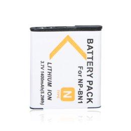 Wholesale Dsc Battery - Wholesale 5* NP-BN1 NP BN1 Digital Batteries For SONY DSC TX9 T99 WX5 TX7 TX5 W390 W380 W350 W320 W360 W370 W730