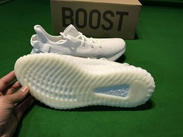 Wholesale Wholesale Hiking Boot Men - CP9366 All White Boost 350 V2 Zebra Boost Kanye West Core Black Green Running Shoe Beluga Outdoor Sneakers For Men Women