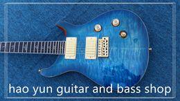 guitare électrique touche ébène corps et manche en acajou main droite et on peut le faire sur mesure ? partir de fabricateur
