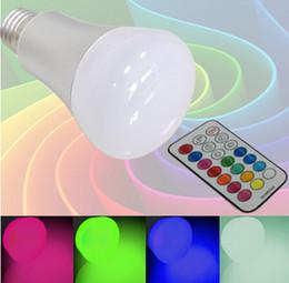 Gros-Smart Ampoule Teinte Comme Ampoule Utilisez contrôle à distance sans fil 100 à 240V IR RGBW ampoule compatible avec Broadlink Geeklink ? partir de fabricateur