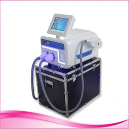 Wholesale Portable Ipl Hair Removal Machine - New arrival !10.4'' touch screen 5 filterls for option portable IPL SHR hair removal machine with 2 handles and two spots size for option