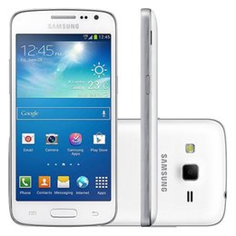Wholesale Galaxy Wins - Refurbished Original Samsung Galaxy Win Pro G3812 4.5 inch Dual SIM Quad Core 1GB RAM 4GB ROM 5MP Camera 3G WCDMA Free Post 1pcs