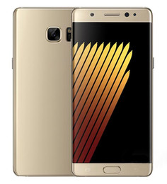 Wholesale Note 8gb - Goophone note7 cell phones 1:1 note 7 5.7 inch MTK6580 Quad Core 1G 8GB 1280*720 Show 3G ram 64G rom android Smartphone