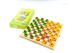 jogos de mesa de natal Desconto Brinquedos de madeira de alta qualidade internacional verificadores enigma da mesa das crianças casual puzzle jogos de mesa adulto bebê pai-filho jogo brinquedos livre DHL