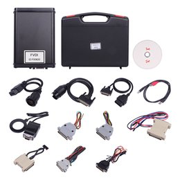 Wholesale Abrites Commander Vag - FVDI ABRITES Commander Full Version with 18 software activated for VAG BMW Opel For Toyota Ford etc 18 software DHL Free Shipping