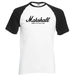 Wholesale Raglan Tees - Wholesale- hot sale Rapper Marshall t shirt 2016 newest summer 100% cotton EMINEM raglan tee hip hop streetwear for fans hipster men S-2XL