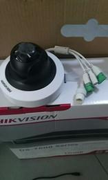 Wholesale Indoor Mini Ptz Dome Camera - Hikvision original english version DS-2CD2F42FWD-IS POE 4MP Mic Audio IR WDR Mini Dome Network PTZ Camera