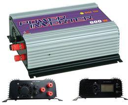 Wholesale Lcd Pure Sine Wave Inverter - 600W LCD Grid Tie Inverter with Dump Load for 3 Phase AC Wind Turbine Generator MPPT 600Watt Pure Sine Wave Wind Grid Inverters