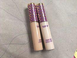 Wholesale High Tape - High Quality Tarte Shape Tape Concealer tarte contour 5 colors Fair Light Light medium Medium Light sand 10ml 120pcs