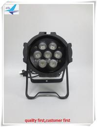 Wholesale 4in1 Led 64 - 8pcs lot 7x10w led par rgbw 4in1 par 64 led lighting lamp indoor led par stage lighting