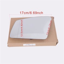 Wholesale Mercedes Benz Mirrors - Left side passenger side Heated Door Mirror Glass Lens and Backing Plate car For Mercedes-Benz S C E-class W212 W204 X204 W221