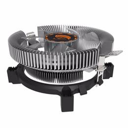 Lga775 cpu kühler online-Praktische Heimcomputer PC CPU Lüfter Kühler CPU Kühler Für AMD / AM2 / AM2 + / AM3 Für INTEL LGA775