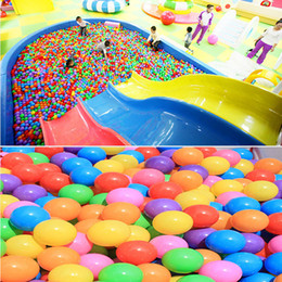 Wholesale Wholesale Wedding Grown - 5.5CM Baby Children Growing Ocean Ball Toys Water Fun Sand Play Ball Beads Gel Jelly Multi Color Christmas Wedding Party Decor WX-C16