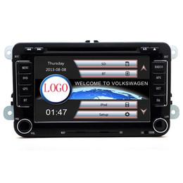 "Wholesale Gps For Vw Jetta - rns510 2din 7"" canbus WIFI Car DVD GPS Navigation for VW JETTA PASSAT B6 CC GOLF 5 6 POLO Touran Tiguan Caddy SEAT"
